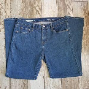 Gap Girlfriend Cropped Jeans
